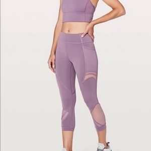 Lululemon Forget The Sweat Tight Size 8
